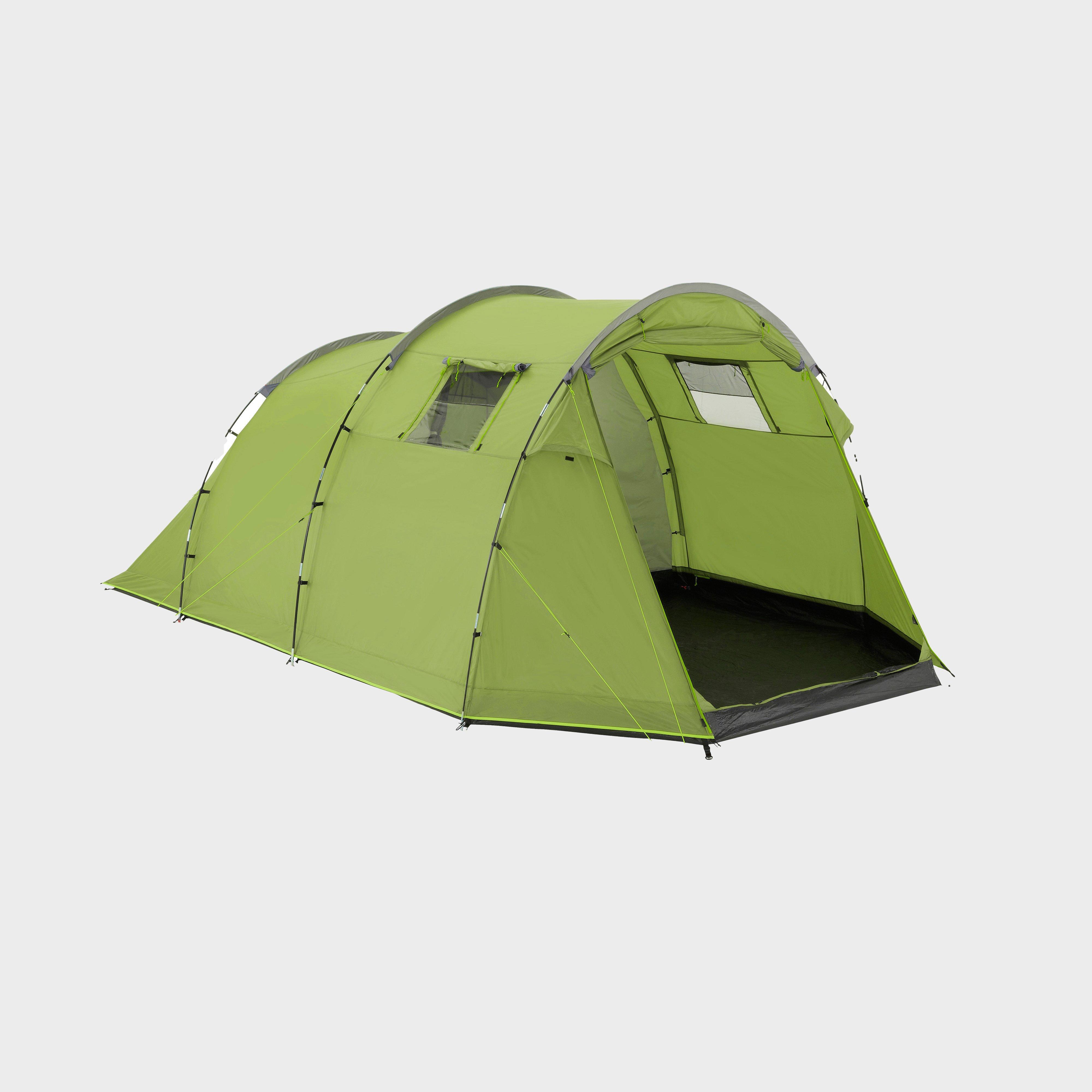 Eurohike Sendero 6 Family Tent - Grn/Grn, GRN/GRN