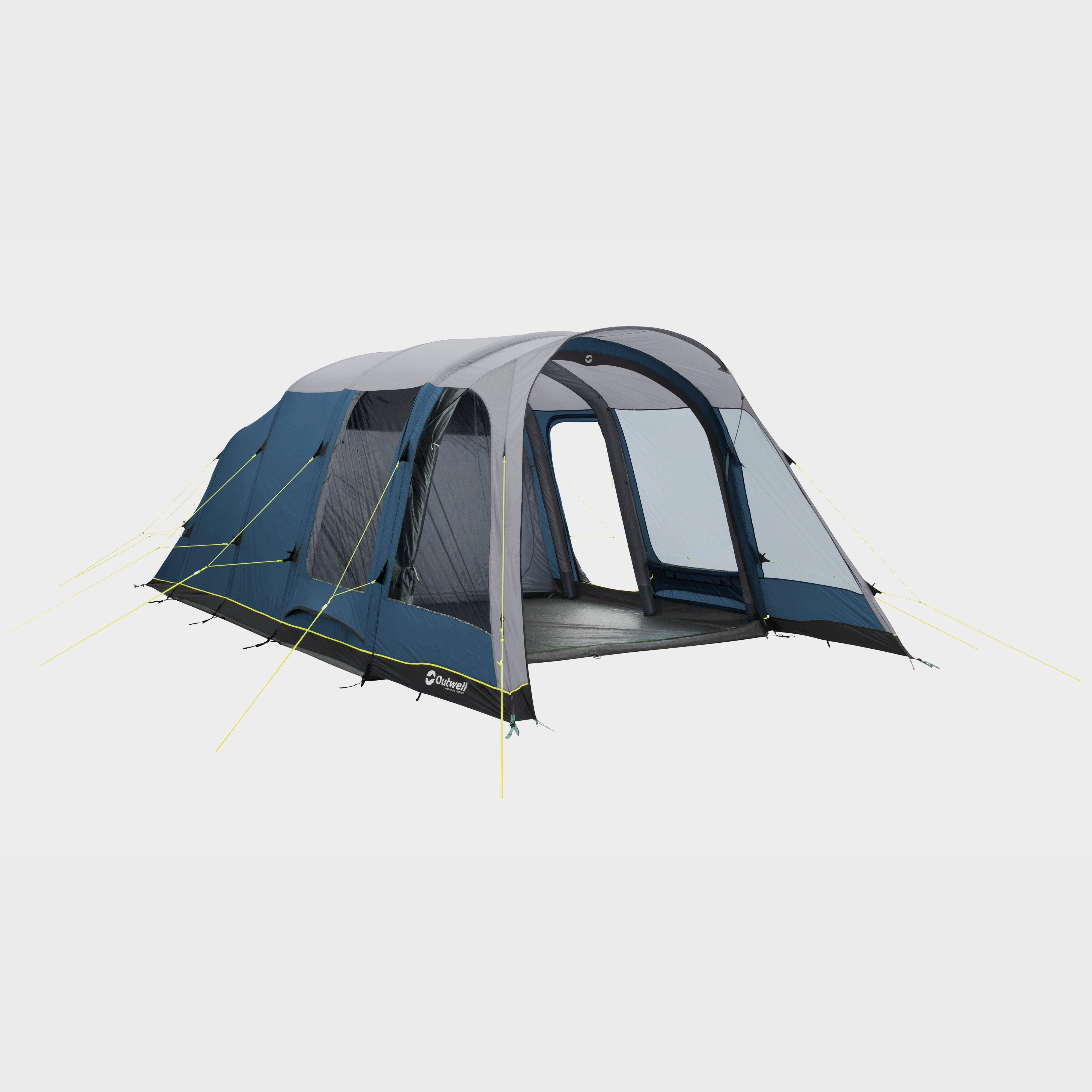 Outwell Douglas 5A Inflatable Family Tent - Navy/5A, Navy/5A