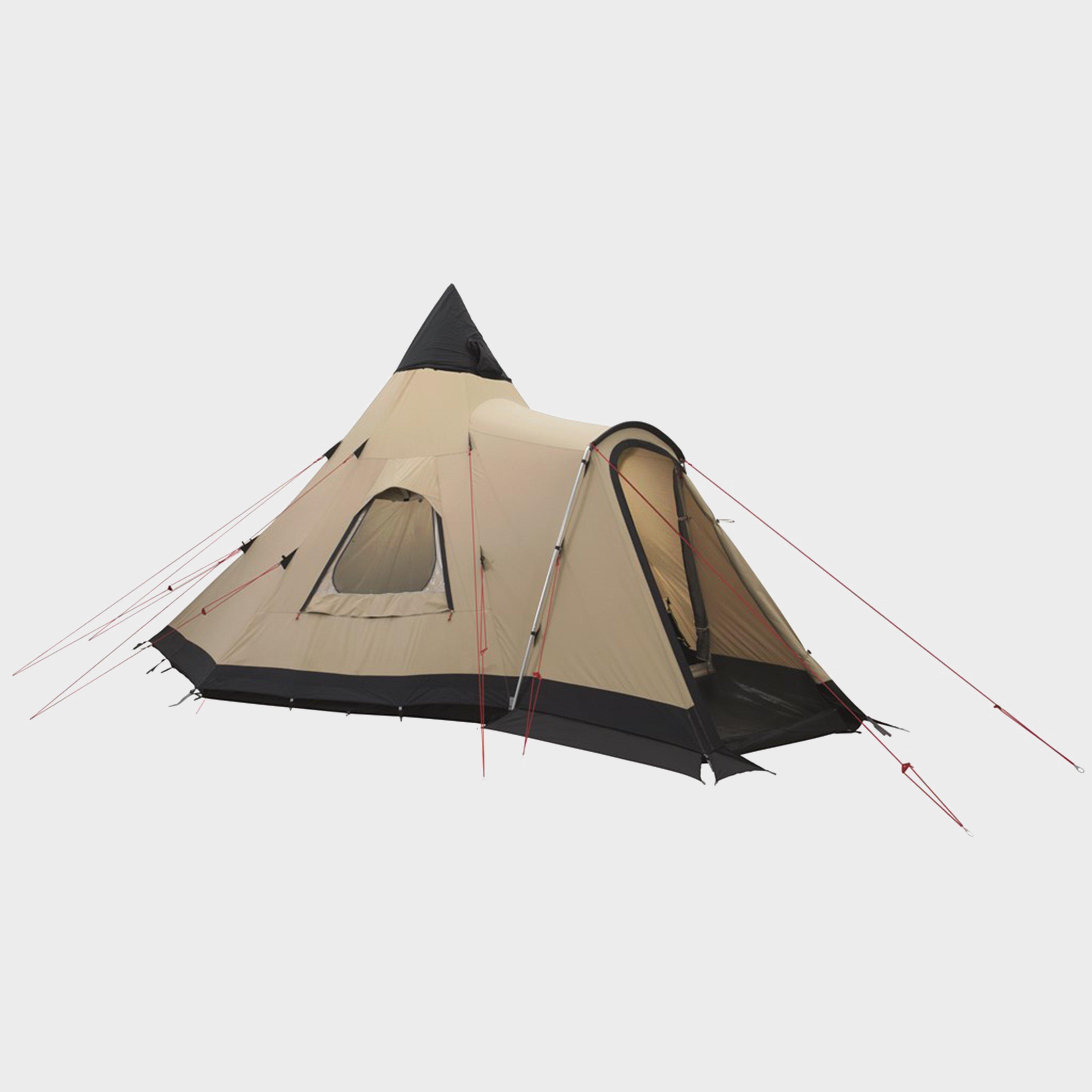 Robens Kiowa 10-Person Tent, Brown/CRM