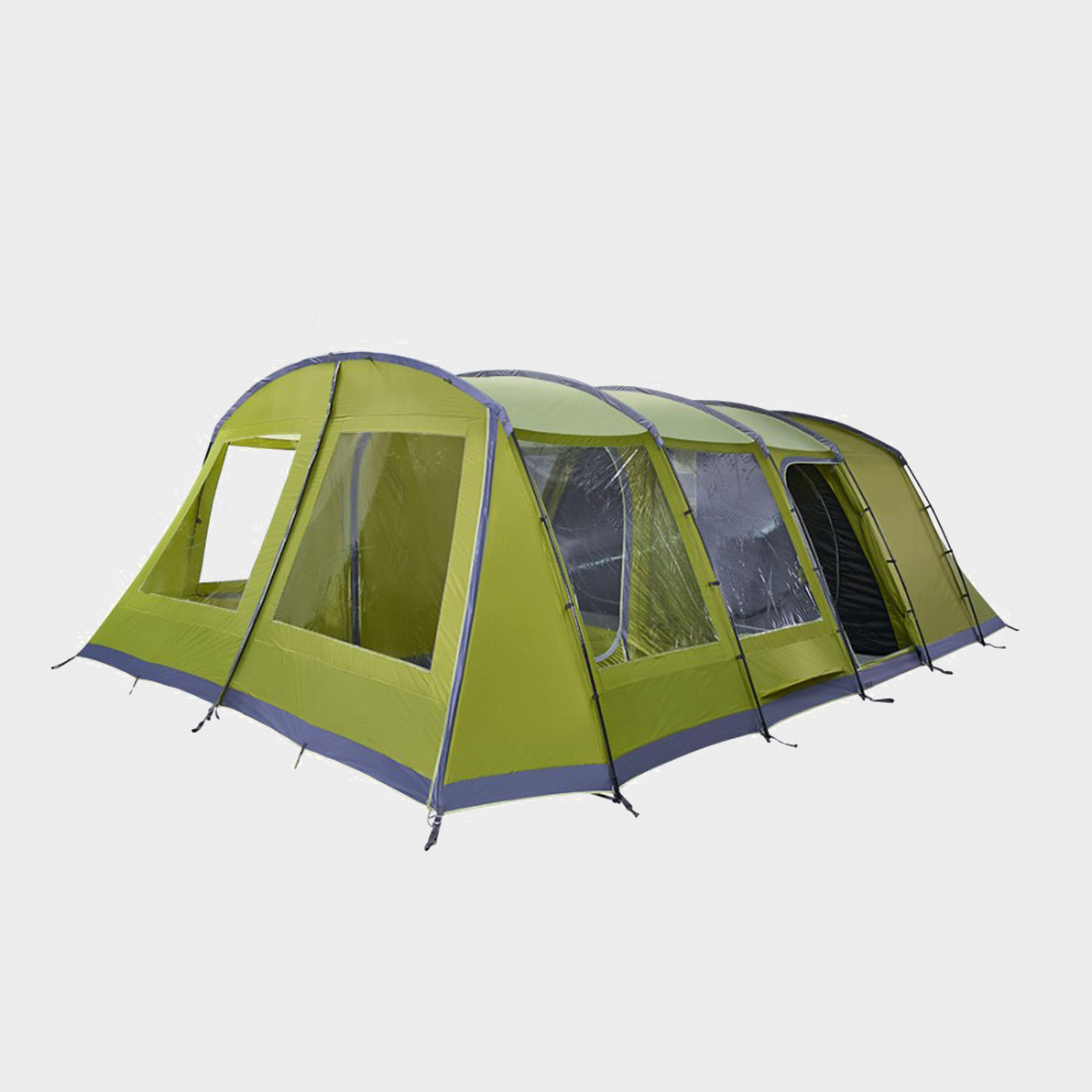 Vango Casa Lux 7 Person Family Tent - Green/Grn, Green/GRN