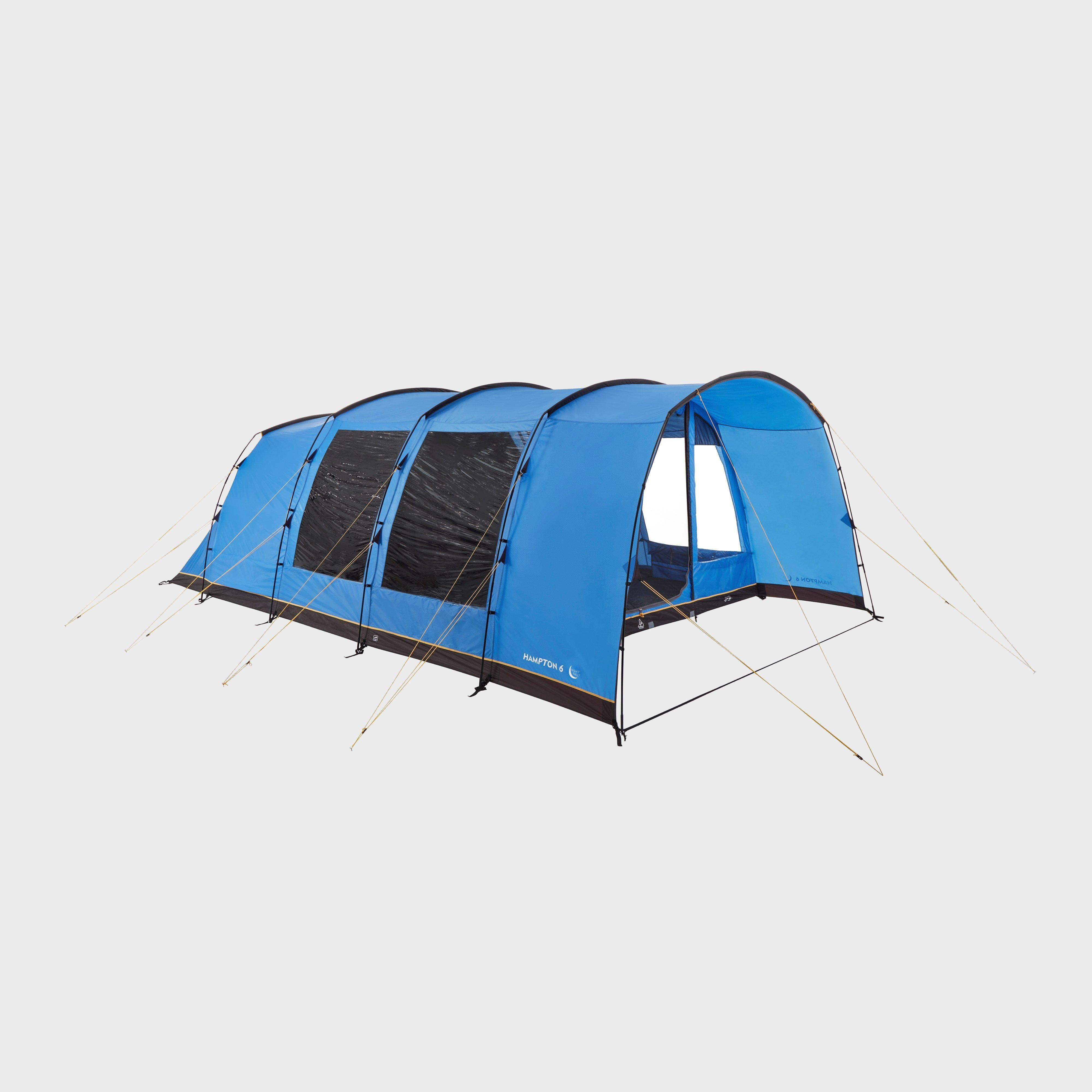 HI-GEAR Hampton 6 Nightfall Family Tent, IGO/IGO