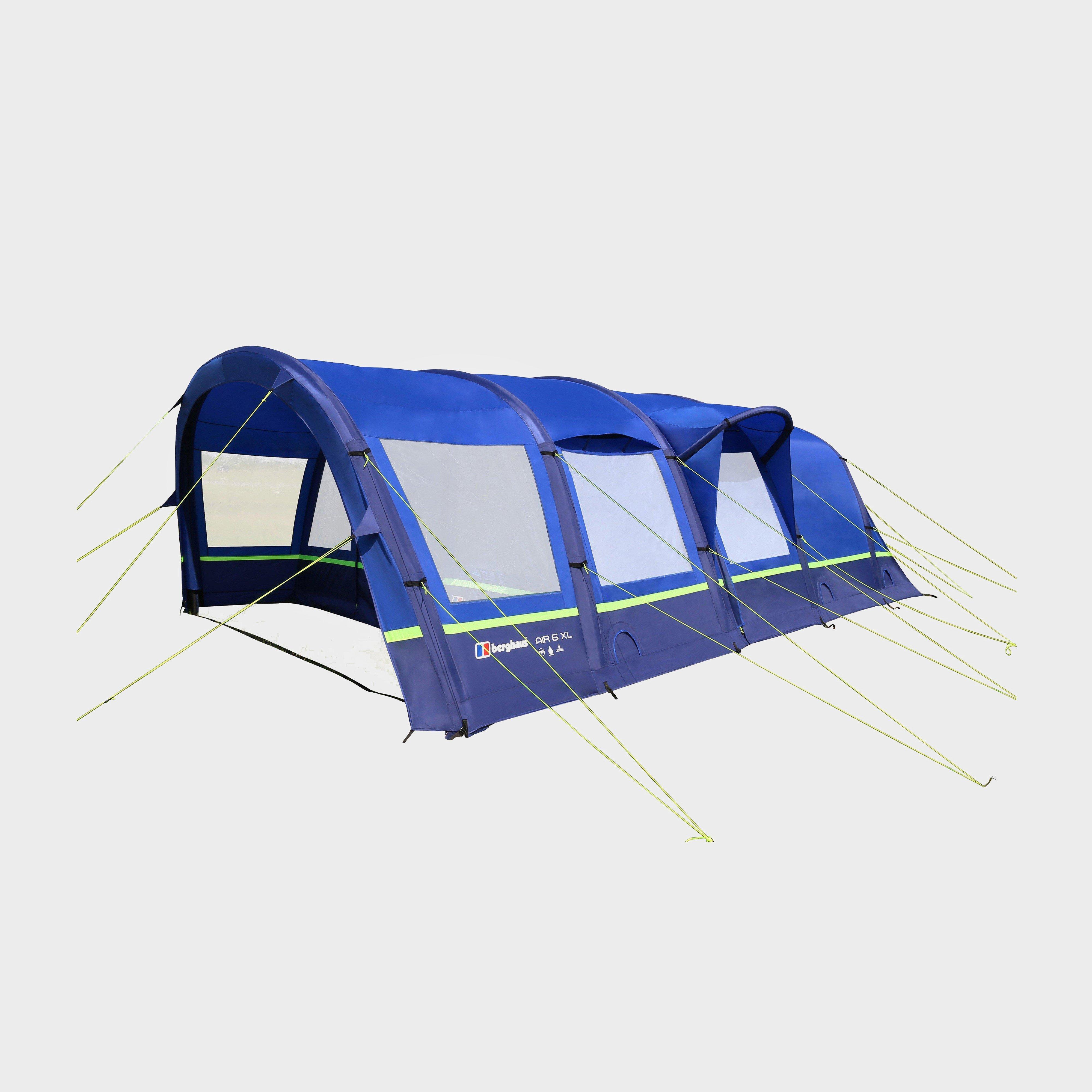 Berghaus Air 6XL Tent, Blue/MBL
