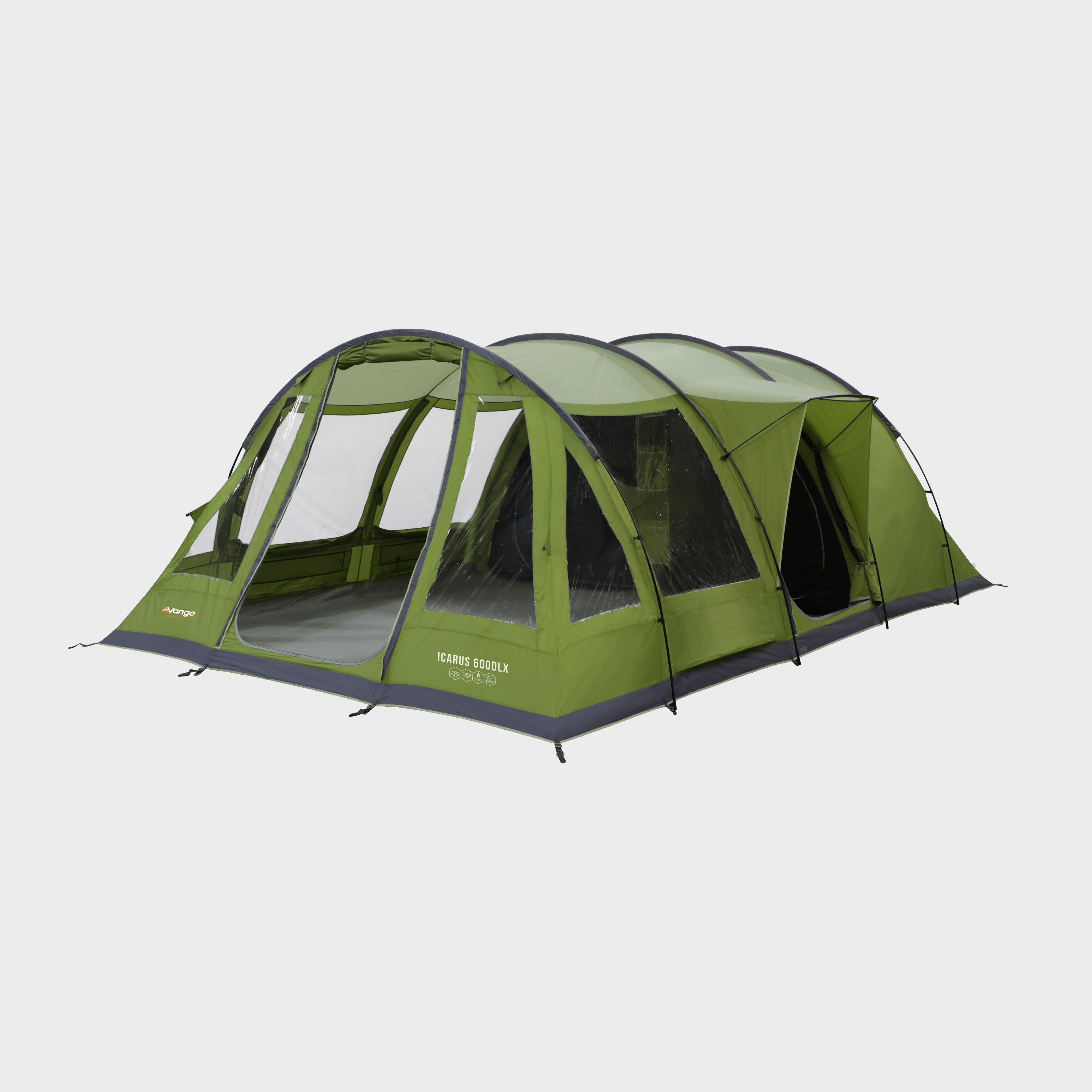 Vango Icarus 600Dxl Tent - No/No, NO/NO