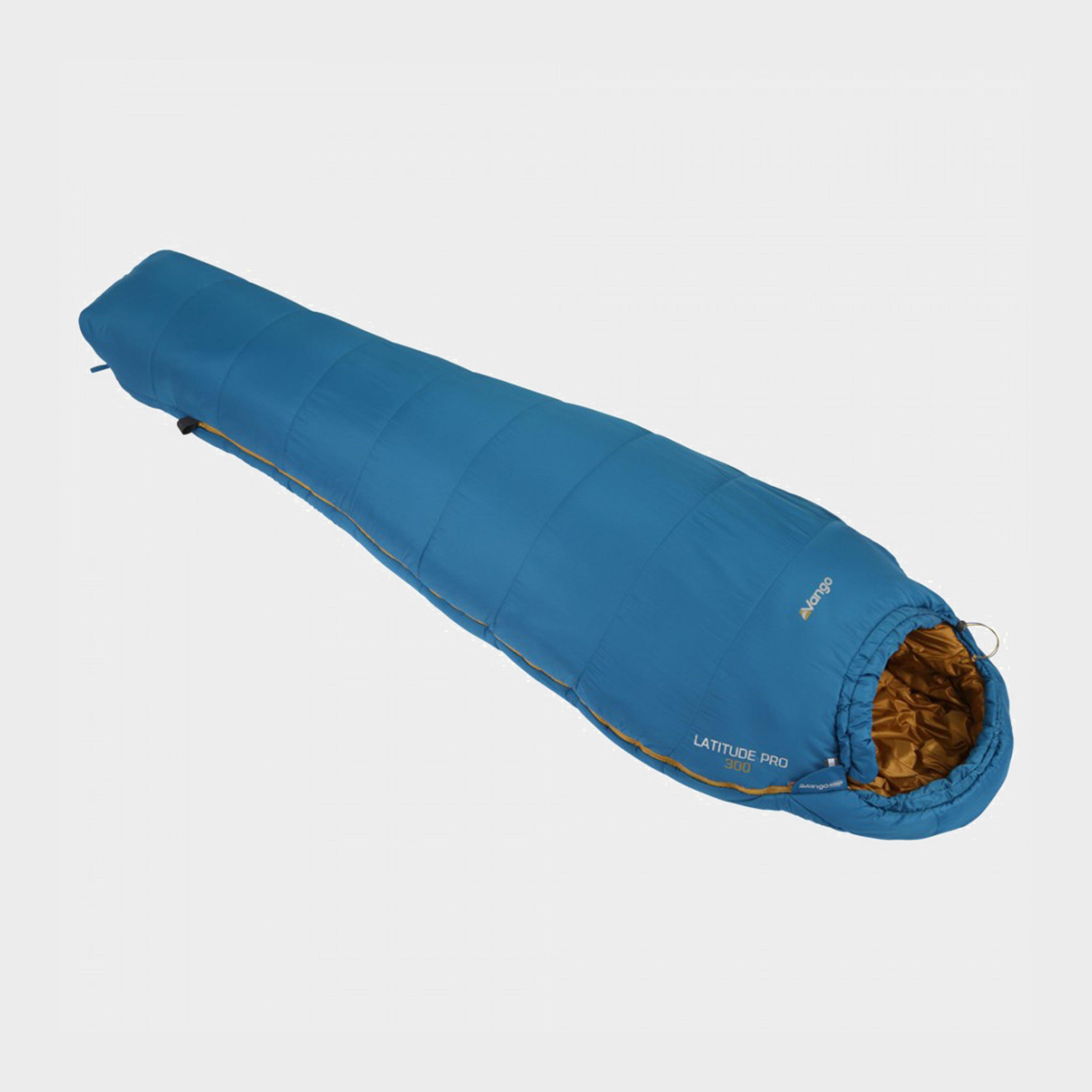 Vango Latitude Pro 300 Sleeping Bag, Blue/BLU
