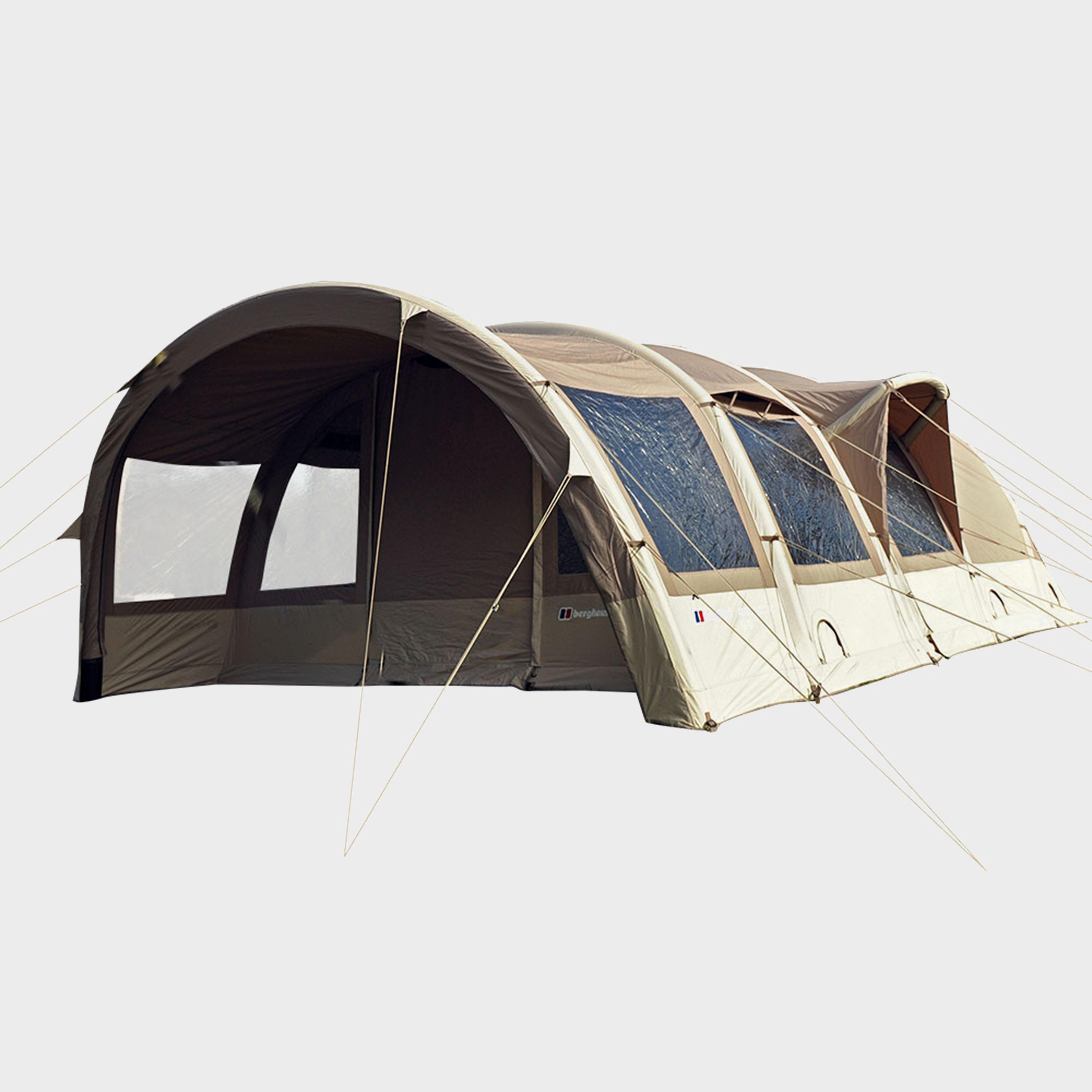 Berghaus Air 6 Xl Polycotton Family Tent - Bge/Bge, BGE/BGE