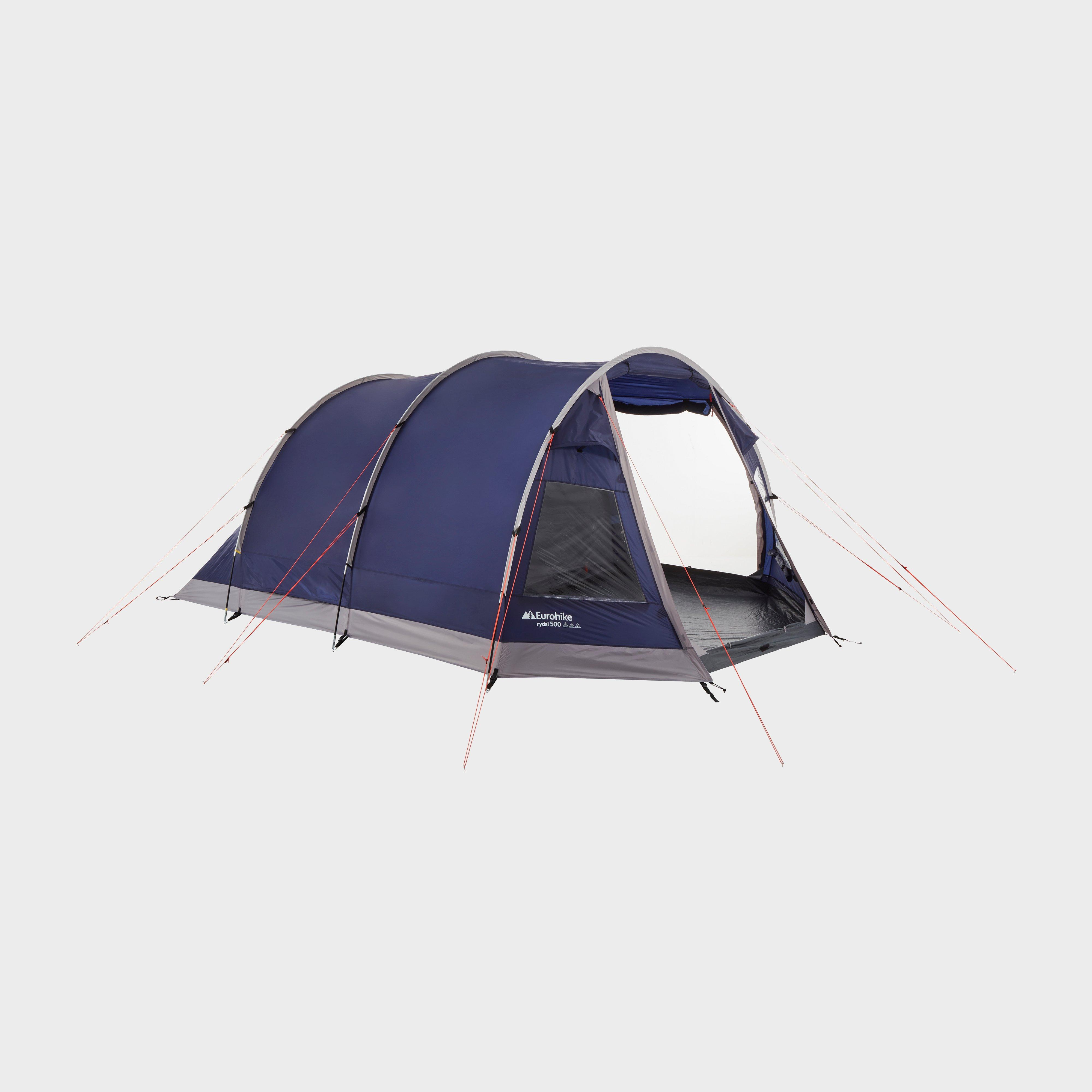 Eurohike Rydal 500 5 Person Tent - Navy/Nvy, Navy/NVY