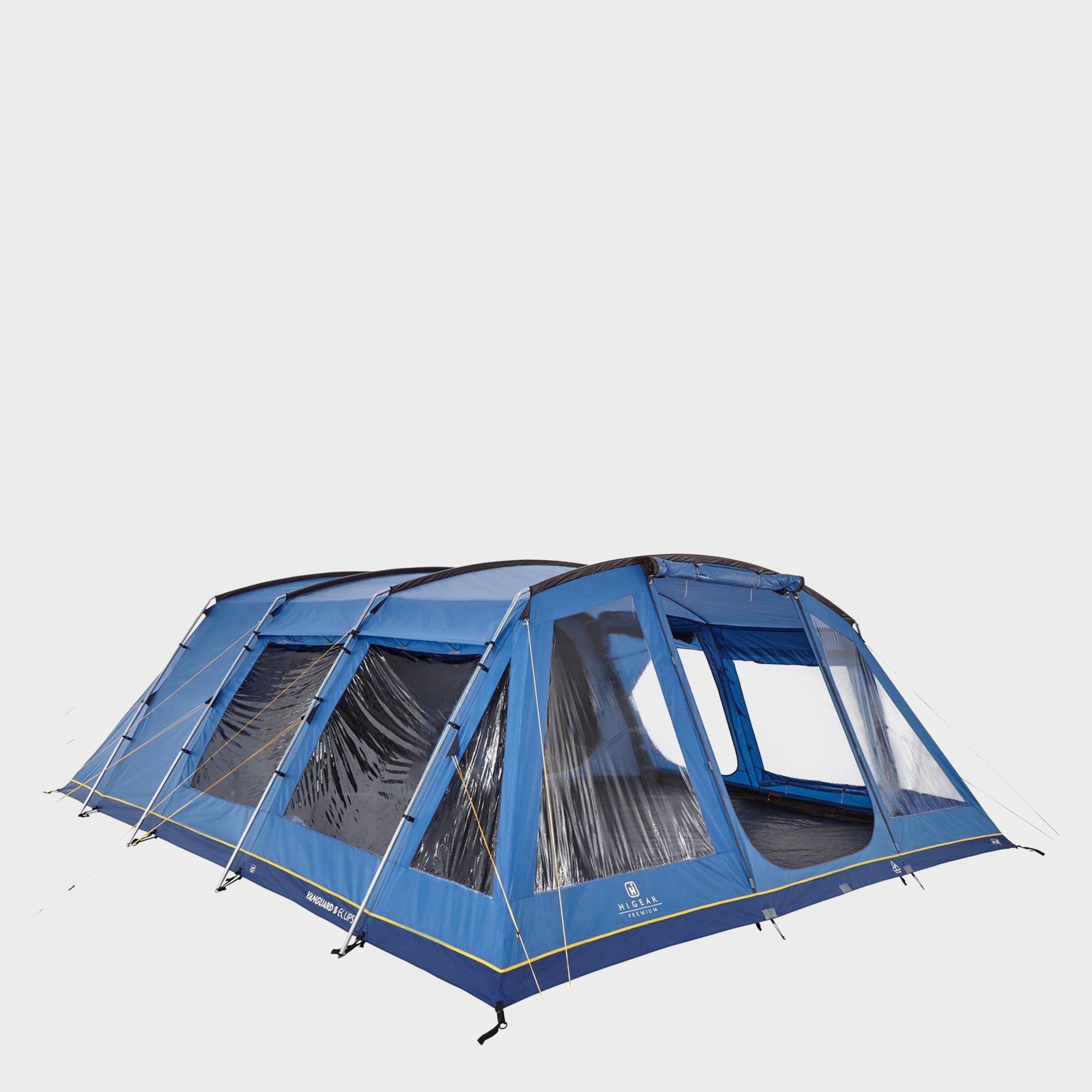 Hi-Gear Vanguard 8 Nightfall Tent - Igo/Igo, IGO/IGO