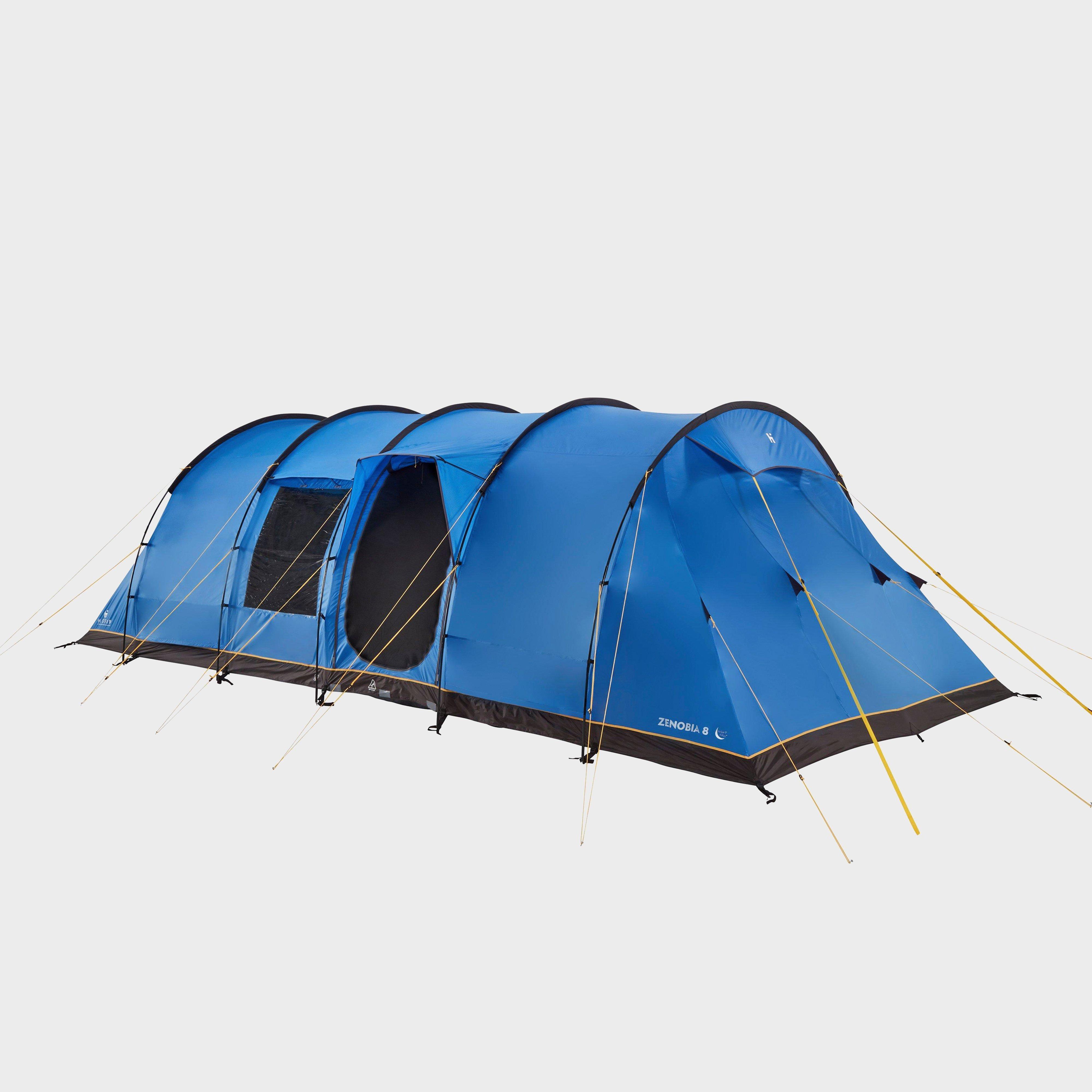 Hi-Gear Zenobia 8 Nightfall Tent - Igo/Igo, IGO/IGO