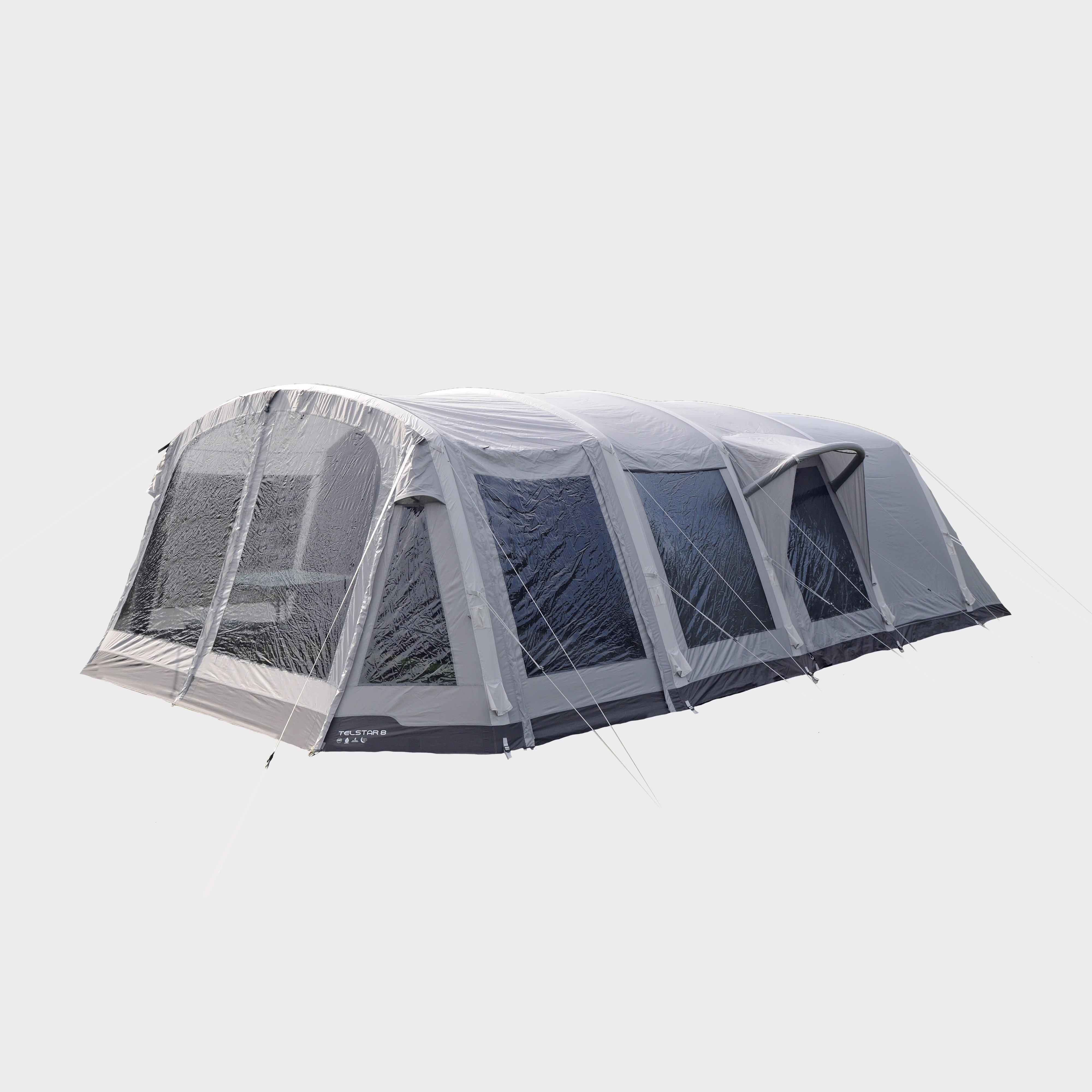 Berghaus Telstar 8 Nightfall Air Tent, Grey